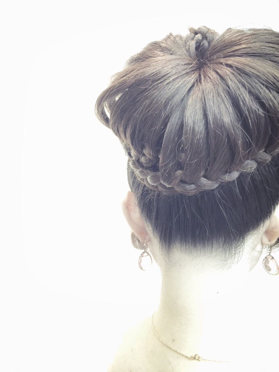 2015 HAIR ARRANGE CONTEST & COMPETITION